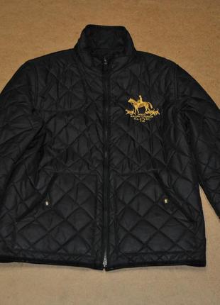 Polo ralph lauren куртка мужская на две стороны