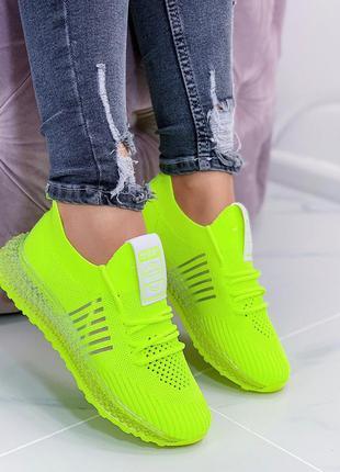 Салатовые кроссы