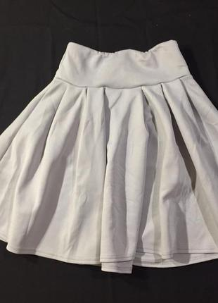 Супер юбка ,высокая талия ♥