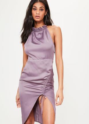 🔥 total sale 🔥изумительное платье с открытой спинкой missguide...