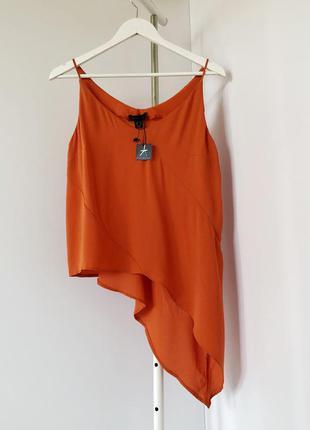 Ассиметричная шифоновая блуза atmosphere