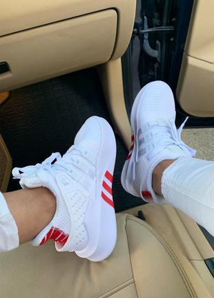 Adidas equipment bask adv шикарные мужские кроссовки адидас белые