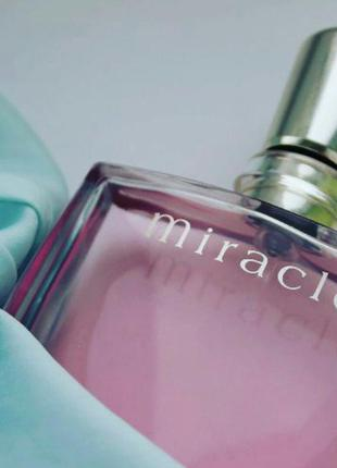 Глоток весны в наборе lancome miracle 30 ml