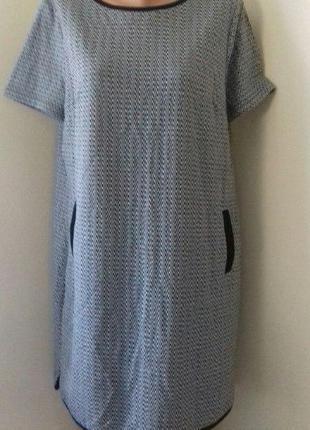 Новое осеннее платье с принтом peacocks
