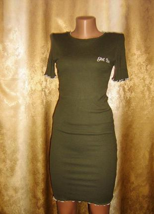 Стильное, натуральное платье от датского бренда select,