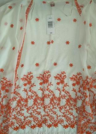 Пляжная накидка кардиган кимоно falmer heritage