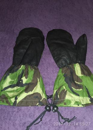 Рукавиці рукавицы камуфляж немецкие