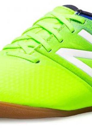 Детские кроссовки футбольные бутсы new balance, 37-38.5 размер
