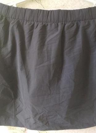 Юбка-шорты crivit, l размер