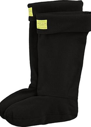 Флисовые вставки/носки joules women's welton rain boot socks