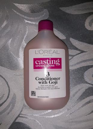 Новый кондиционер бальзам для волос Loreal Casting Creme Gloss