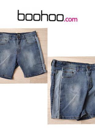 Шорты джинсовые boohoo