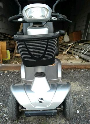 Продам електро скутер Sterling S400