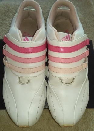 Детские кроссовки adidas на девочку, 23 см стелька