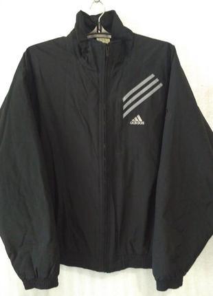 Куртка мужская короткая adidas, m/l