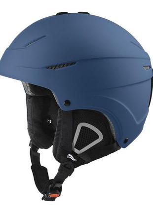 Шлем горнолыжный crivit синий, l/xl размер