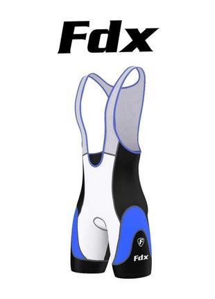 Велосипедные шорты р.м отfdx men'spro англия