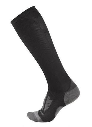 Спортивные высокие функциональные носки crivit pro, 37/38