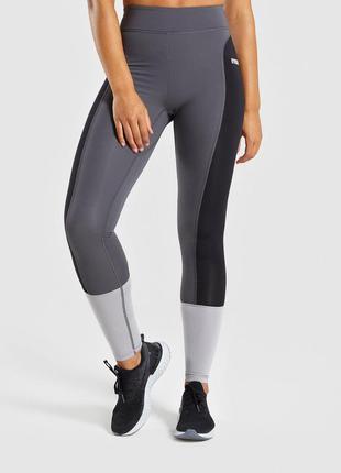 Спортивные леггинсы/лосины illusion legging gymshark, xs, s, m...