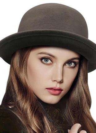 Очаровательная  шляпка steffi glanz -обьем  61см