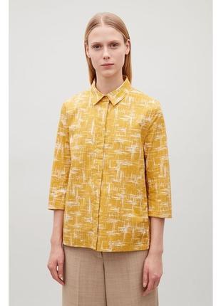 Рубашка с карманами cos