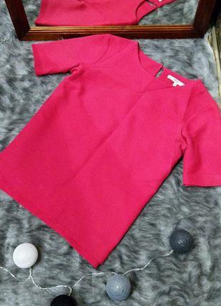 Фактурная вафельная блуза кофточка next