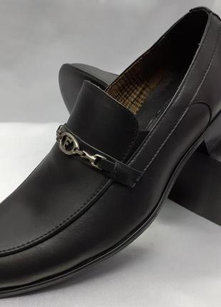 Распродажа!классические кожаные туфли faro