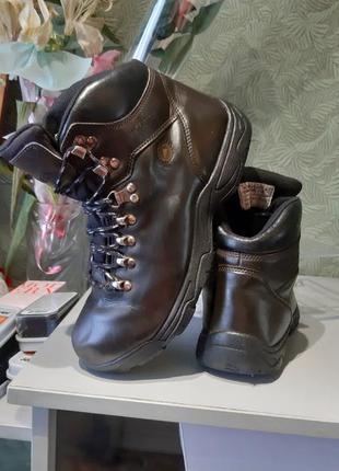 Everest продам мужские ботинки демисезонные оригинал с германи...