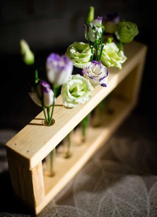 Подставка-ваза для цветов