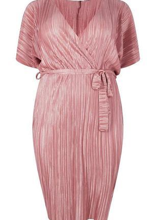 Крутое платье boohoo 24uk ( 54-58 размер).