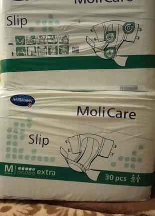 Памперсы Moli Care Slip (M)