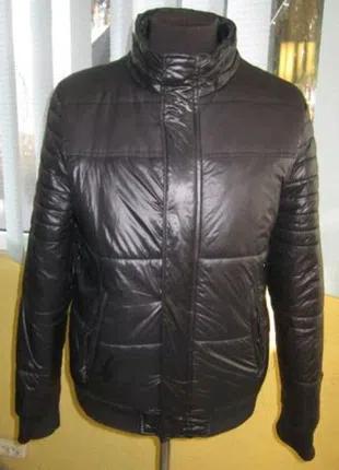 Фирменная, теплая, мужская Куртка - SMOG