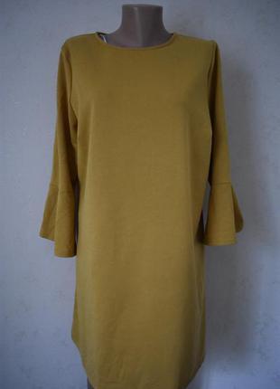 Теплое платье большого размера primark