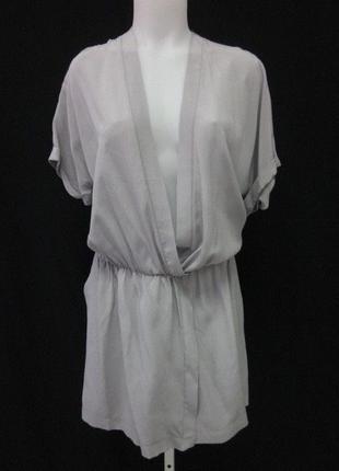 Gestuz платье шелк лаванда минималистический шик!