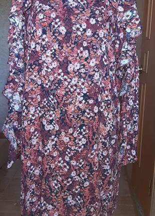 Интересное платье h&m