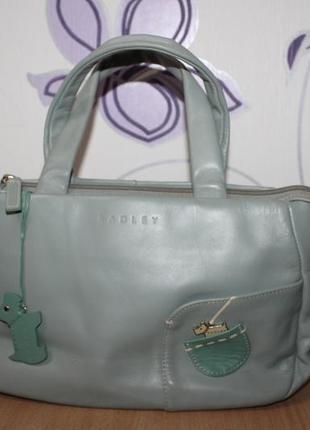 Кожаная сумка radley