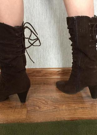 Сапоги 👢 ботинки весенние