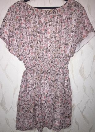 Платье с кармашками 👗