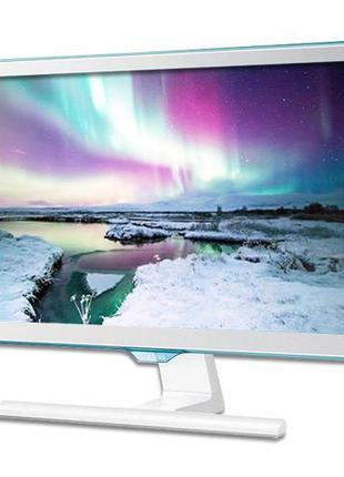 """ЖК монитор 27"""" Samsung LS27E391HS Full HD Белый"""
