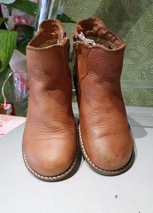 Детские демисезонные ботинки next