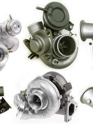 Турбина картридж ремонт продажа Audi Bmw Ford Opel Renault Sko...