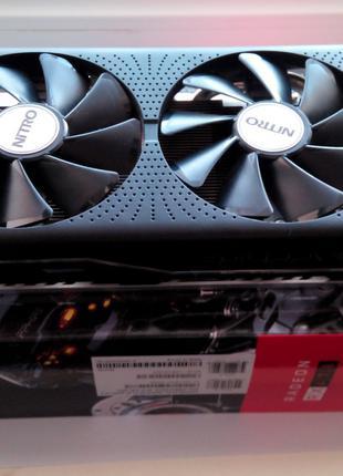 Видеокарта Sapphire Radeon RX470 OC 8Gb Nitro Plus