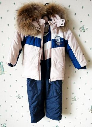 -#woicik  #зимний комбинезон с курткой  #.3 года рост 98 см #и...
