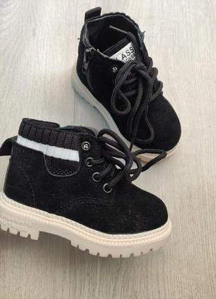 Стильные и качественные ботинки