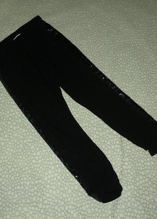 Спортивные штаны h&m 8-9 лет