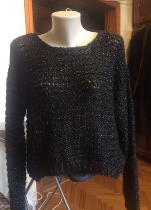 Стильный джемпер,свитер,пуловер,оверсайз от h&m