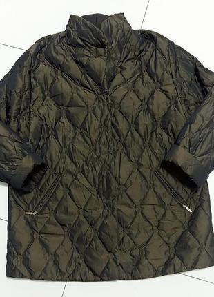 Весенняя удлиненная куртка basler 18-22 размер.