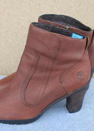 Ботильоны timberland кожа сша 40р ботинки