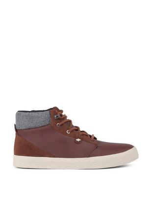 Новые кеды boxfresh кожа англия 43р ботинки кроссовки