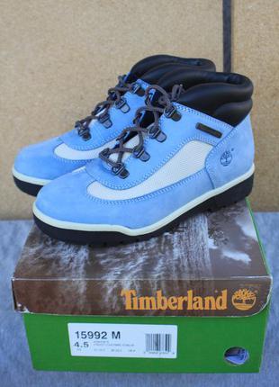 Новые ботинки timberland кожа оригинал 36,5, 37, 37,5р